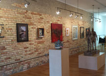Artfordable Artists Exhibit
