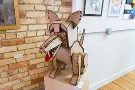 Cardboard-Dog