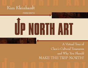 Presenting Up North Art