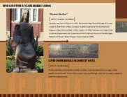 WPA Sculpture